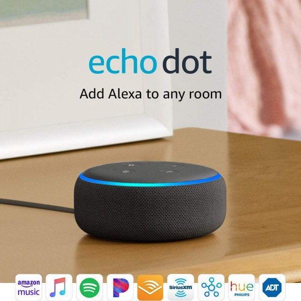 Echo Dot 3rd Gen