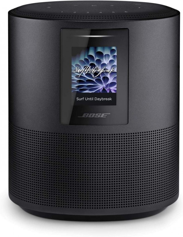 Bose Home Speaker 500 with Alex voice control built-in