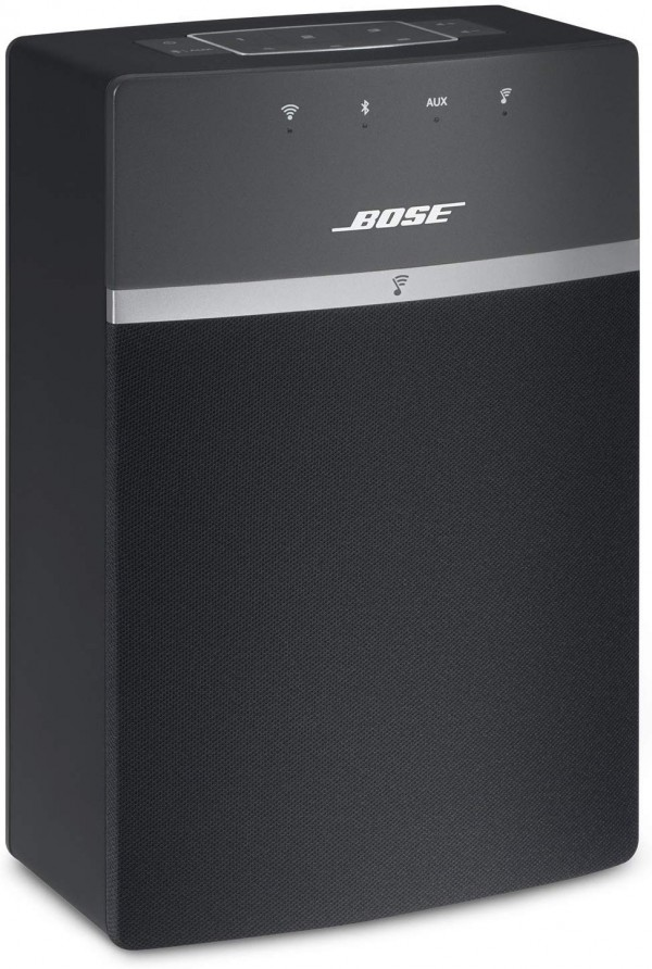 Bose SoundTouch 10 wireless speaker, works with Alexa Black