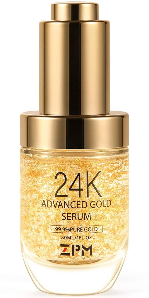 24K Gold Anti-Aging Face Serum