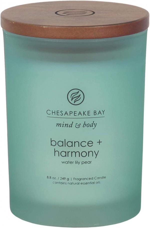 Chesapeake Bay Candle Scented Candle Balance + Harmony