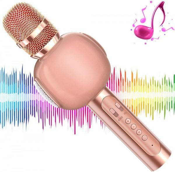 KVDUKOA Karaoke Microphone