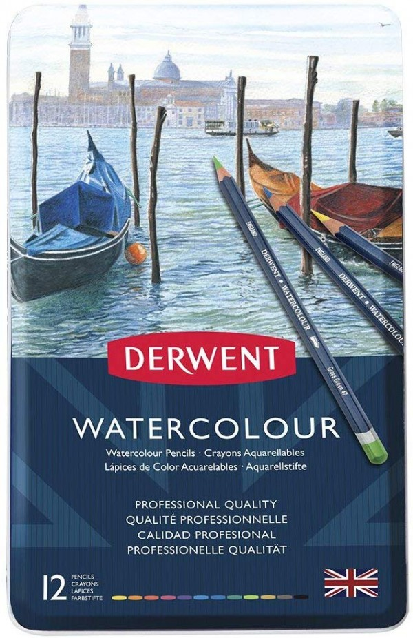 Derwent Colored Pencils