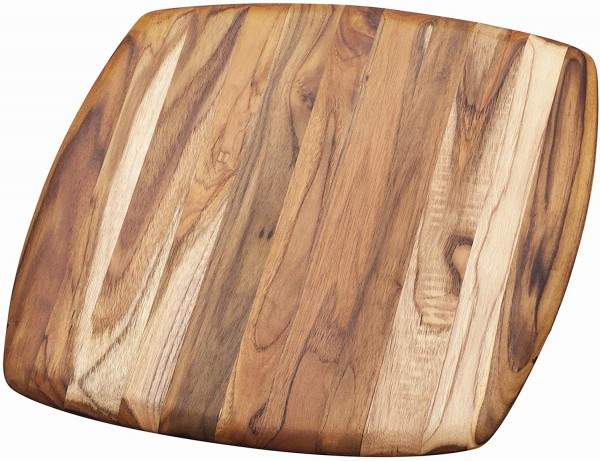 Serving Board with Rounded Edges