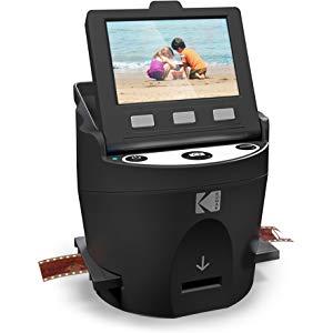 KODAK SCANZA Digital Film and Slide Scanner