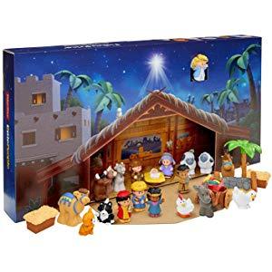 Fisher-Price Little People Nativity Advent Calendar