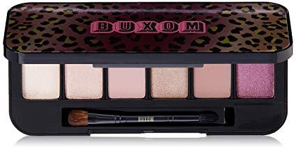 Buxom Dollys Wild Side Eyeshadow Palette