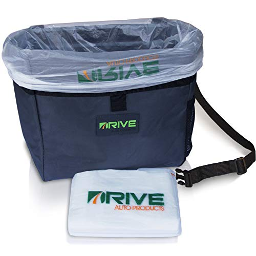 Car Garbage Can by Drive Auto Products