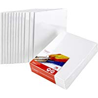 Artlicious Canvas Panels 12 Pack 8 x 10 inch
