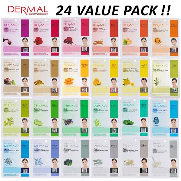 DERMAL 24 Combo Pack Collagen Essence