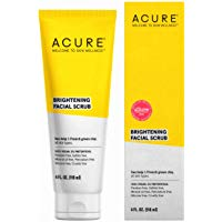 ACURE Brightening Facial Scrub 100% Vegan
