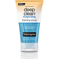 Neutrogena Deep Clean Invigorating Foaming Face Scrub