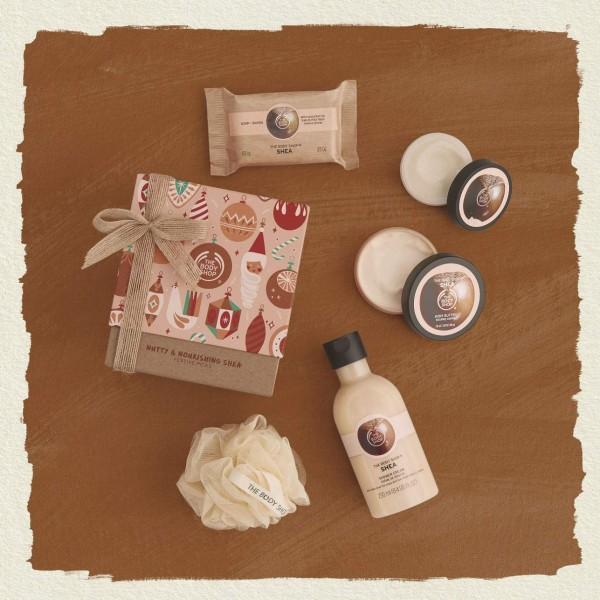 Shea Essential Selection by The Body Shop