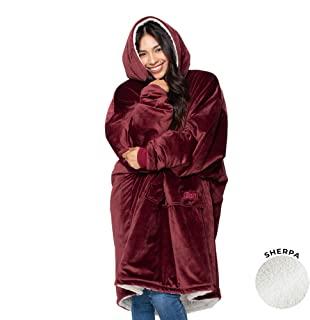 The Original Oversized Sherpa Blanker Sweatshirt