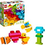 LEGO DUPLO My First Bricks Colorful Toys Building Kit