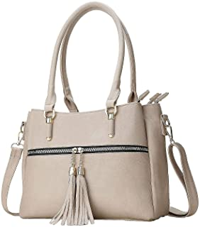Women Satchel Bags Handle Shoulder Handbags and Purses