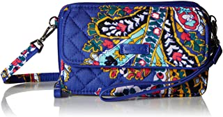 Vera Bradley Women's Signature Cotton RFID All  in One Wristlet