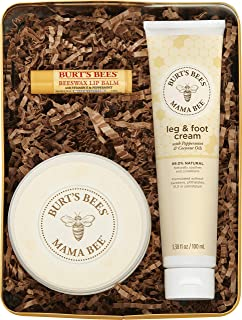 Burts Bees Mama Bee Gift Set with Tin