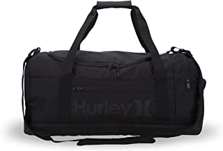 Hurley Men's HU0015 Renegade II Solid Duffel Bag