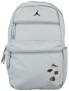 Nike Jordan Jumpan Pin Pack Laptop Backpack Wolf Gray