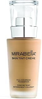 Mirabella Skin Tint Creme Full Coverage Liquid Mineral Foundation