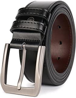 Beltox Fine Men's Casual Leather Jeans Belt