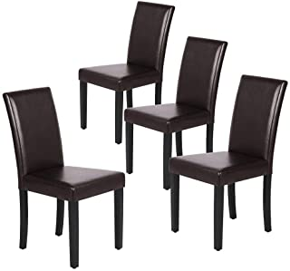 Yaheetech Dining Chair Set of 4