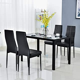 Bonnlo 5-Piece Dining Table and Chairs
