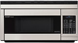 Sharp Over-the-Range Convection Microwave
