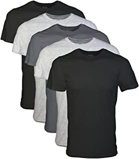 Gildan Men's Assorted Crew T-Shirt Multipack