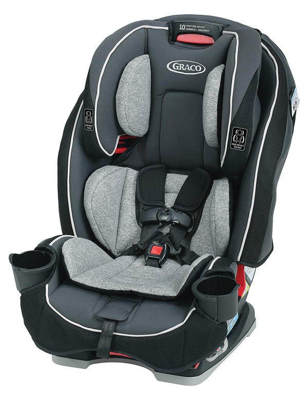 Graco SimFit 3 in 1 Convertible Car Seat