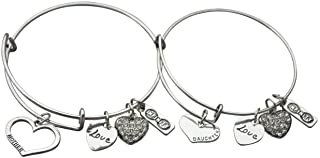 Infinity Collection Mother Daughter Bracelets