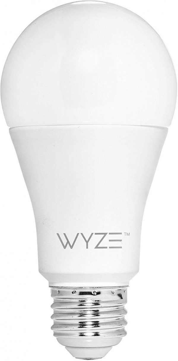 Wyze Bulb 800 Lumen A19 LED Smart Home Light Bulb