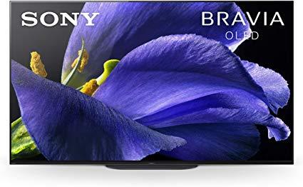 Sony XBR-55A9G 55 Inch TV: MASTER Series BRAVIA