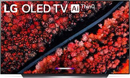 LG OLED55C9PUA Alexa Built-in C9