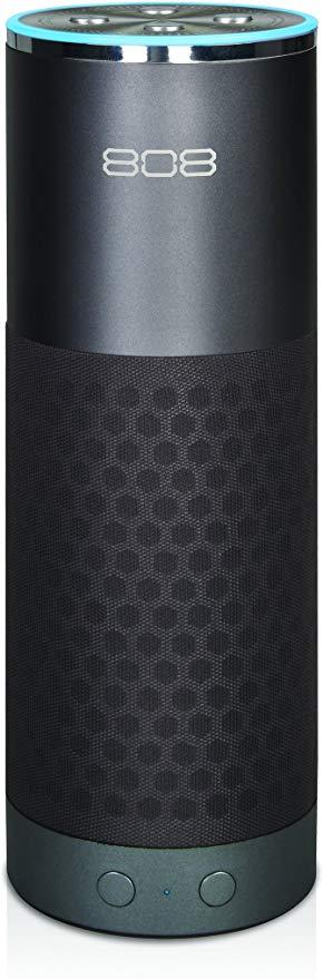 808 SPAL1GM Alexa Bluetooth Smart Speaker