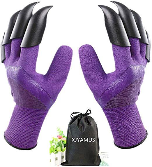 Garden Genie Gloves, Waterproof Garden Gloves with Claw