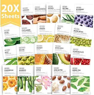 [THEFACESHOP] Korean Facial Mask Sheets
