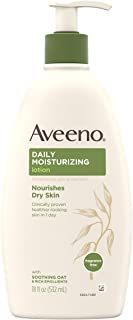 Aveeno Daily Moisturizing Body Lotion with Soothing Oat