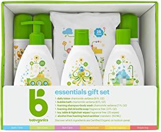 Babyganics Hero Essentials Gift, Packaging May Vary