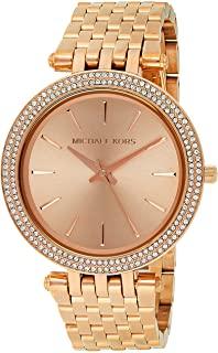 Michael Kors Women's Darci -Tone Watch MK3190