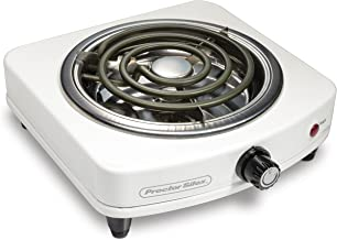 Proctor Silex 34103 Electric Single Burner, Compact and Portable