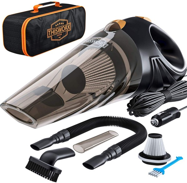 ThisWorx for TWC-01 Car Vacuum - corded