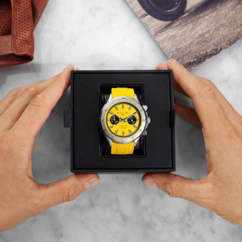 Trendy Dandy: The Best Watches from Filippo Loreti