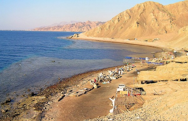 Blue Hole of Dahab
