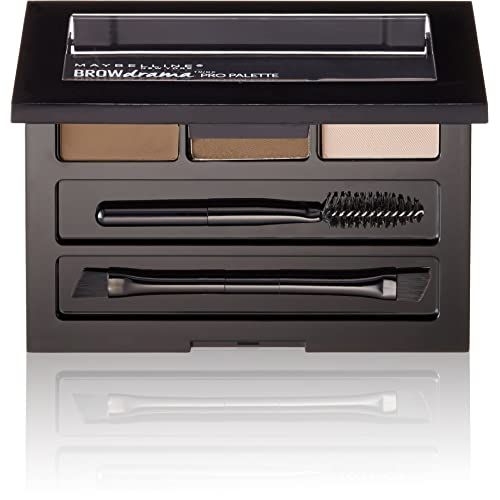 Maybelline New York Brow Drama Pro Eyebrow Palette
