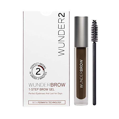 WUNDER2 Wunderbrow Long-Lasting Eyebrow Gel