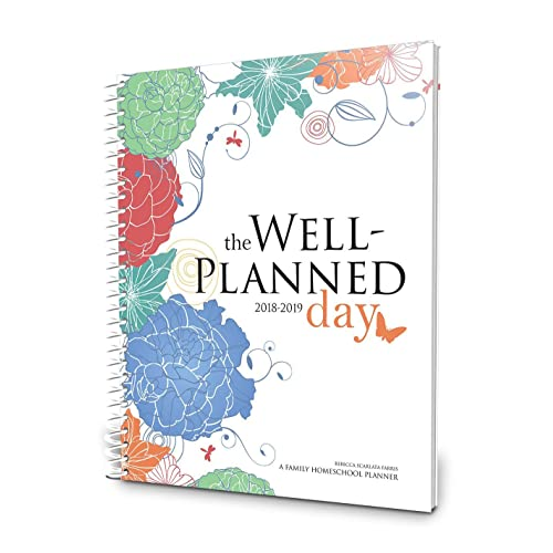 Well Planned Day Family Homeschool Planner