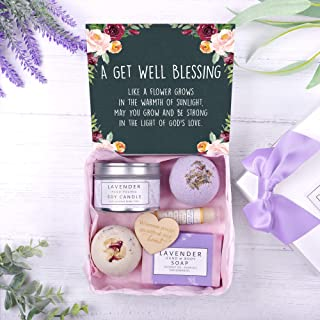 Get Well Soon Spa Gift Box