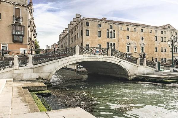Ponte Ca di Dio, Venice